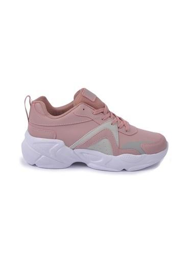 Slazenger Investa Pembe Kadın Spor Ayakkabı Pembe